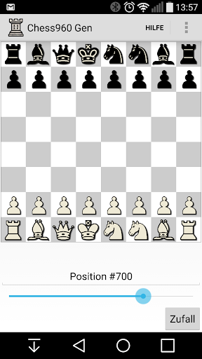 Schach960 Generator