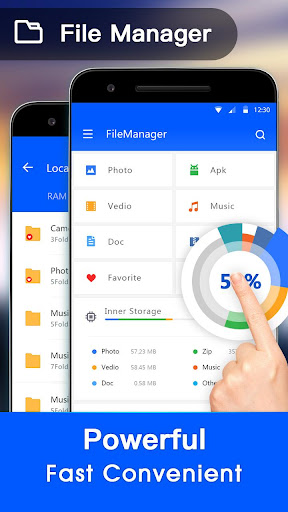 File Manager & Clean Booster 1.8.9 screenshots 1