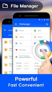 File Manager & Clean Booster 1