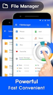 File Manager & Clean Booster- screenshot thumbnail