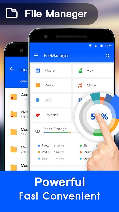 File Manager & Clean Booster- screenshot