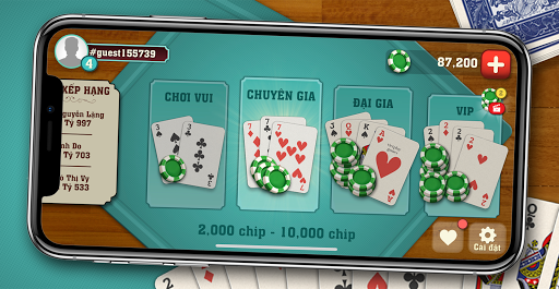 Thirteen Cards (Tien Len) screenshots 3