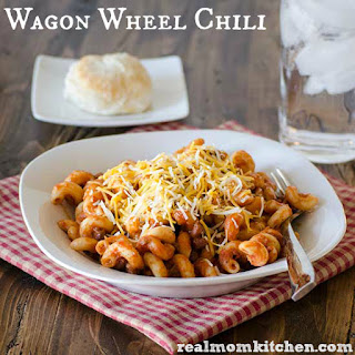 Wagon Wheel Chili Recipe