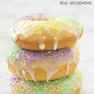 King Cake Donuts.
