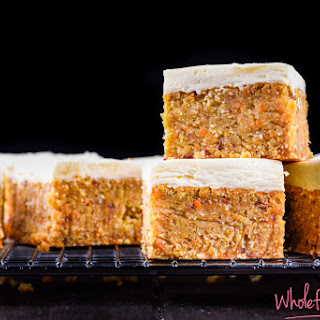 Carrot Cake Topping Recipes