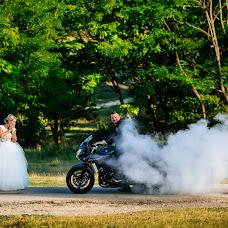 Wedding photographer Balázs Andráskó (andrsk). Photo of 19.07.2017