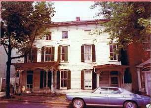 Photo: Simon Lauck house, circa 1974