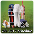 Schedule for IPL 2017 Live icon