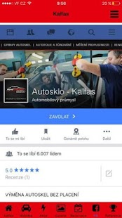 Autocentrum Kalfas- screenshot thumbnail