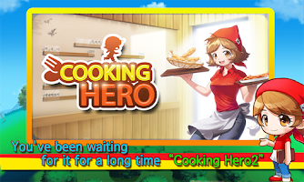 Cooking Hero - Chef Restraurant Food Serving Game
