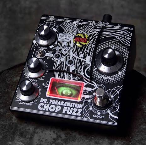 Rainger FX Dr Freakenstein Chop Fuzz Noise