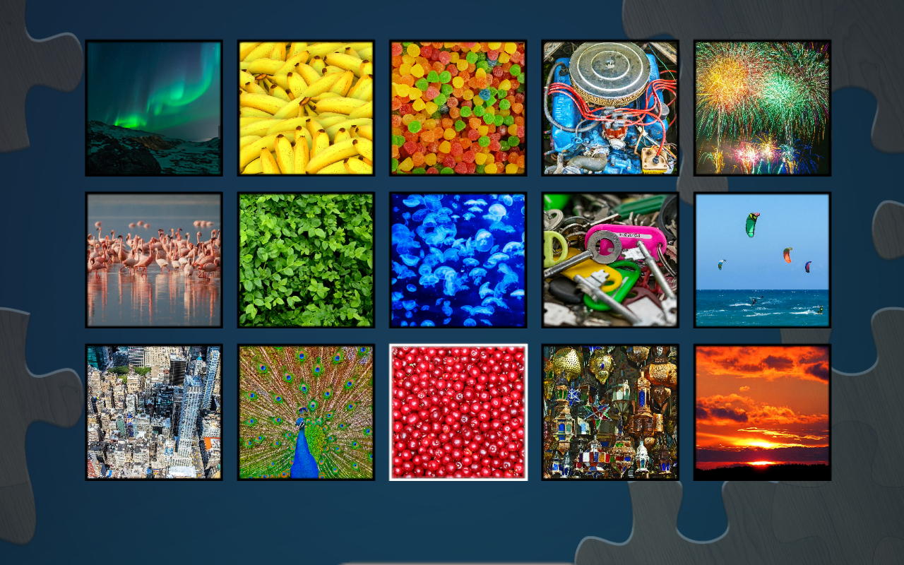 Super Jigsaws Extreme- screenshot