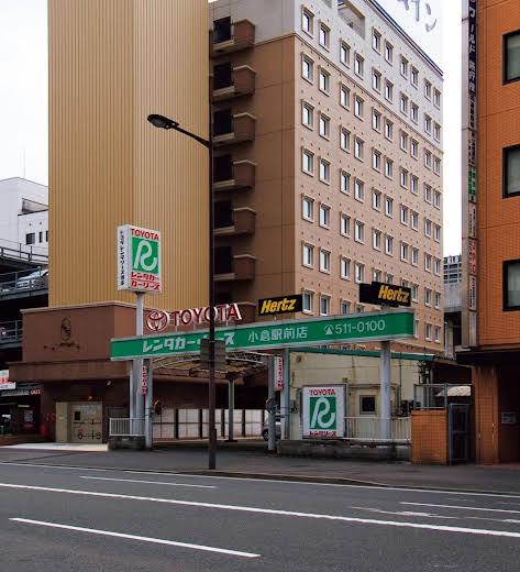 Toyoko Inn Kokura-eki Shinkansen-guchi