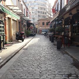 by Dimosthenis Tzavaras - City,  Street & Park  Markets & Shops