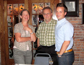 Photo: Joanie, John, Daniel