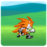 Dimension Dash -a Sonic runner Icon