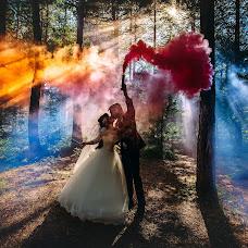 Wedding photographer Mikhail Safin (MikeSafin). Photo of 07.08.2017
