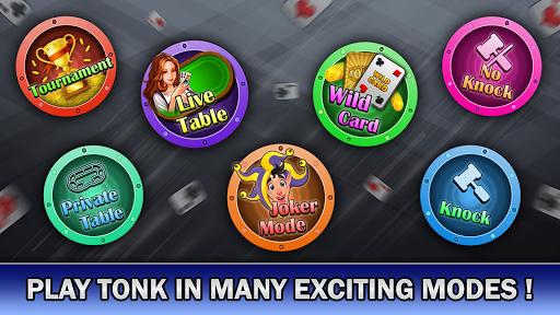Tonk Online : Multiplayer Card Game 1.10 screenshots 1