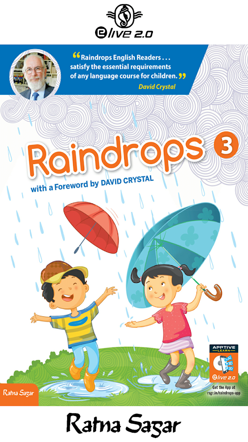 Raindrops 3 AR- screenshot
