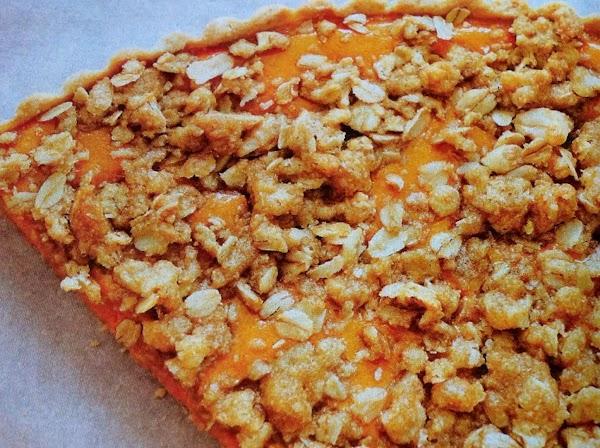Pumpkin Streusel Tart Recipe