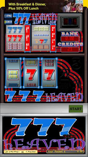 777 Heaven : Connected Sim - UK Classic Slot 9.0 screenshots {n} 2