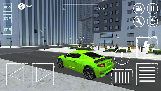 Extreme Car Driving Simulator 3D- screenshot thumbnail