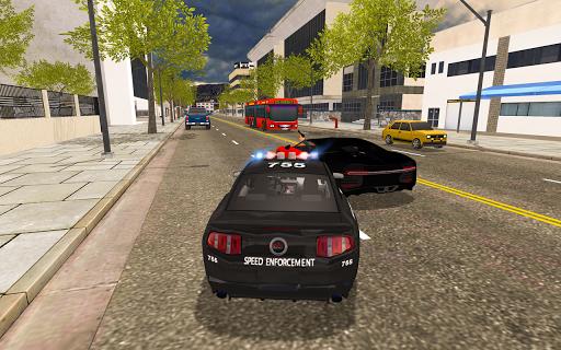 Cop Driver Police Simulator 3D 1.0 screenshots 2