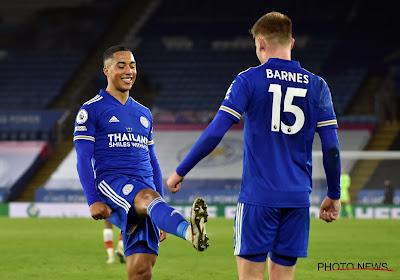 Une belle première pour Youri Tielemans avec Leicester City !