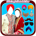 Sikh Couple Fashion Suit New icon