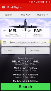 Webjet - Flights and Hotels- screenshot thumbnail