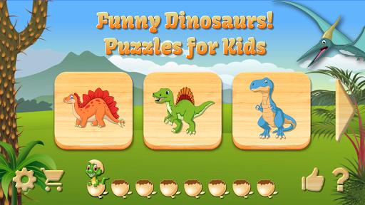 Dino Puzzle 3.3.7 screenshots 9