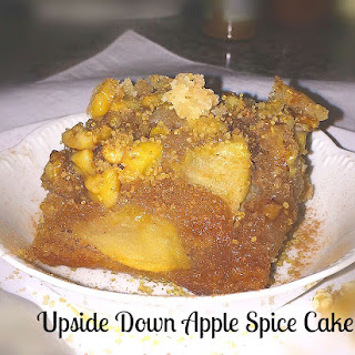 Betty Crocker's Upside Down Apple Spice Cake