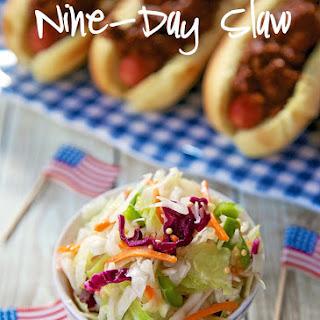 Nine-Day Slaw