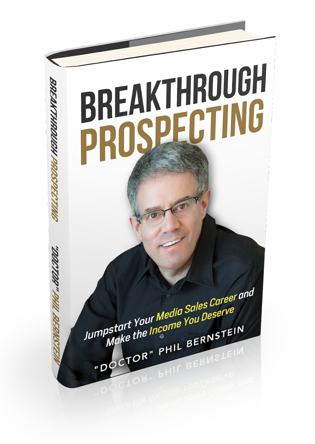 Best Radio Advertising Sales Book: Breakthrough Prospecting