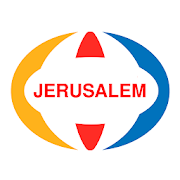 Jerusalem Offline Map and Travel Guide