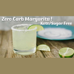Keto Margarita - 0 Carbs & 60 Calories