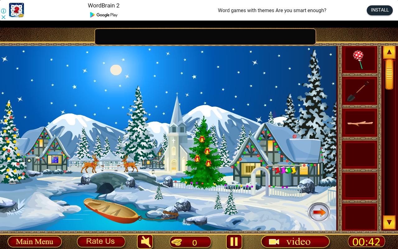 クレイジー100室 クリスマスサンタのお祝い revenue download
