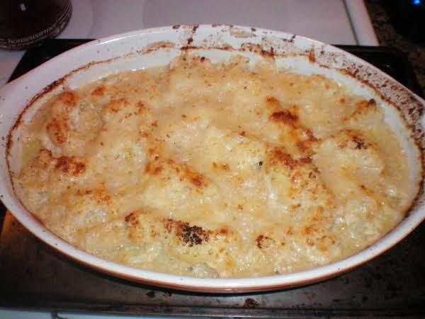 Cauliflower With Cinnamon Recipe