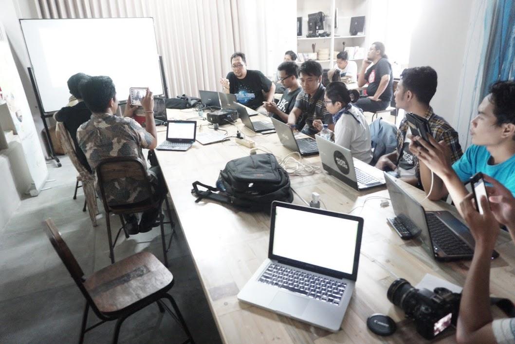 KASTI (Kelas Asik Teknologi Informasi) 1