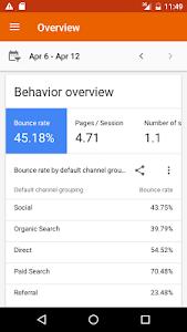 Google Analytics v3.3 build 270