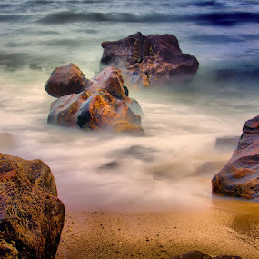 DEEP SEA by Ed  von Ems - Landscapes Waterscapes