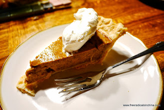 Photo: My mom makes bomb pumpkin pie