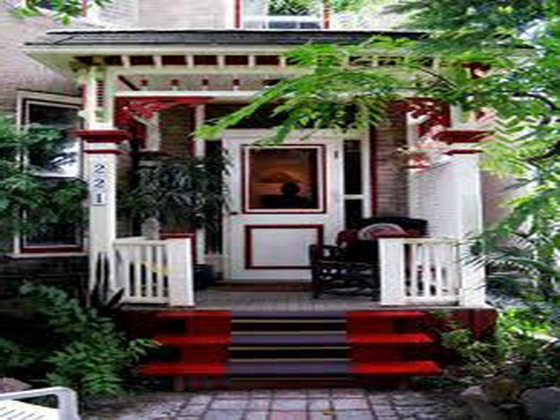 Front Porch Design Ideas front porch with knee wall before remodel Porch Design Ideas Screenshot