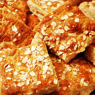 Rolled Oats Squares Recipes