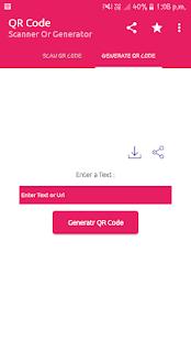 QR Code Scanner and Generator 2019 - náhled