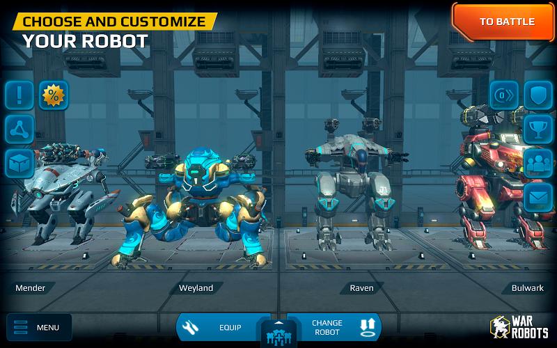 War Robots Screenshot 13