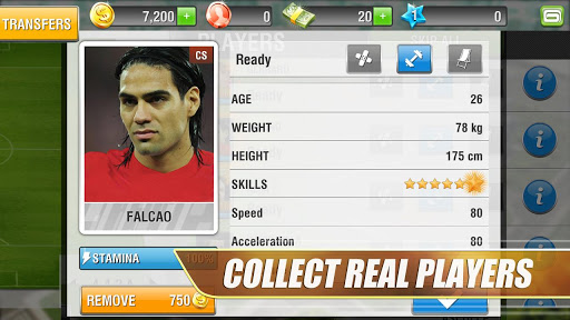 Real Football 2013 screenshot 8