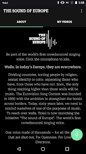 The Sound of Europe- screenshot thumbnail