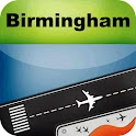 Birmingham Airport (BHX) Radar icon