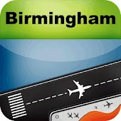 Birmingham Airport+FlightTrack